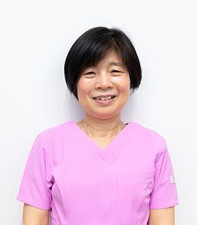 しもつ歯科クリニック 歯科衛生士:薮下 智恵子