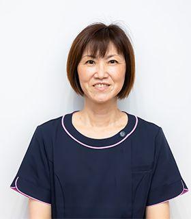 しもつ歯科クリニック 保育士:竹田 勝美